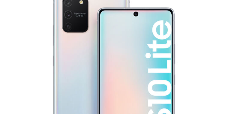 Read more about the article Samsung's midrange Galaxy S10 Lite comes to the US for $650