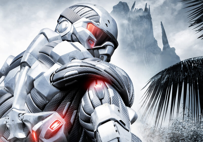 A new Crysis game is seemingly on the way