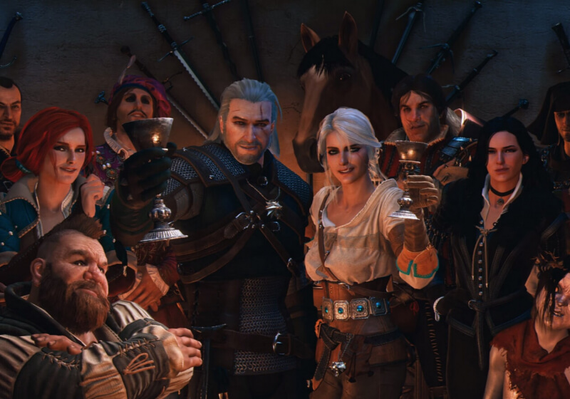 CD Projekt: 2019 was a bumper year thanks to the Witcher 3, Cyberpunk 2077 still on track for September release