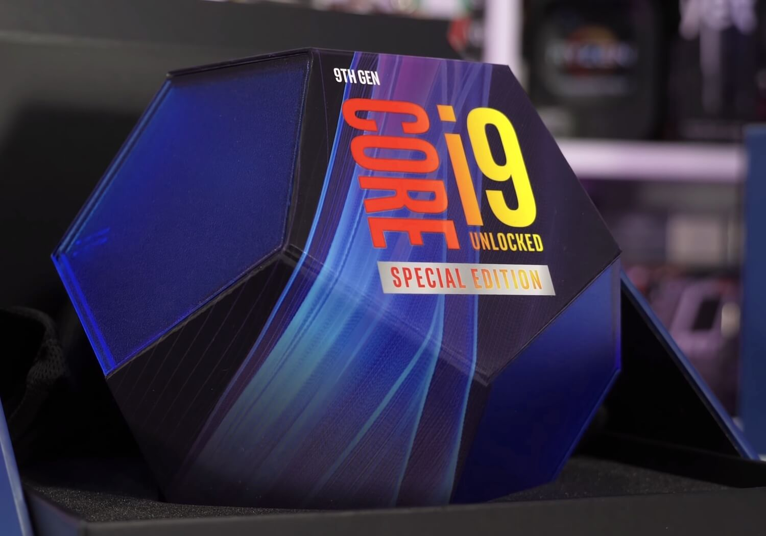 High-end Intel 10th gen desktop CPUs are quite power hungry