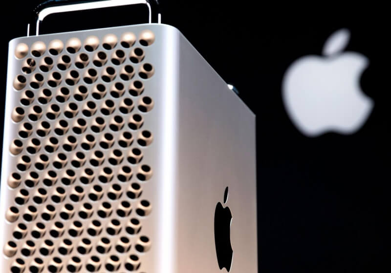Apple is selling separate Mac Pro wheel kits for $700