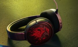 SteelSeries reveals its Cyberpunk 2077-themed gaming headsets