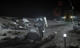 NASA awards moon lander contracts to Blue Origin and SpaceX