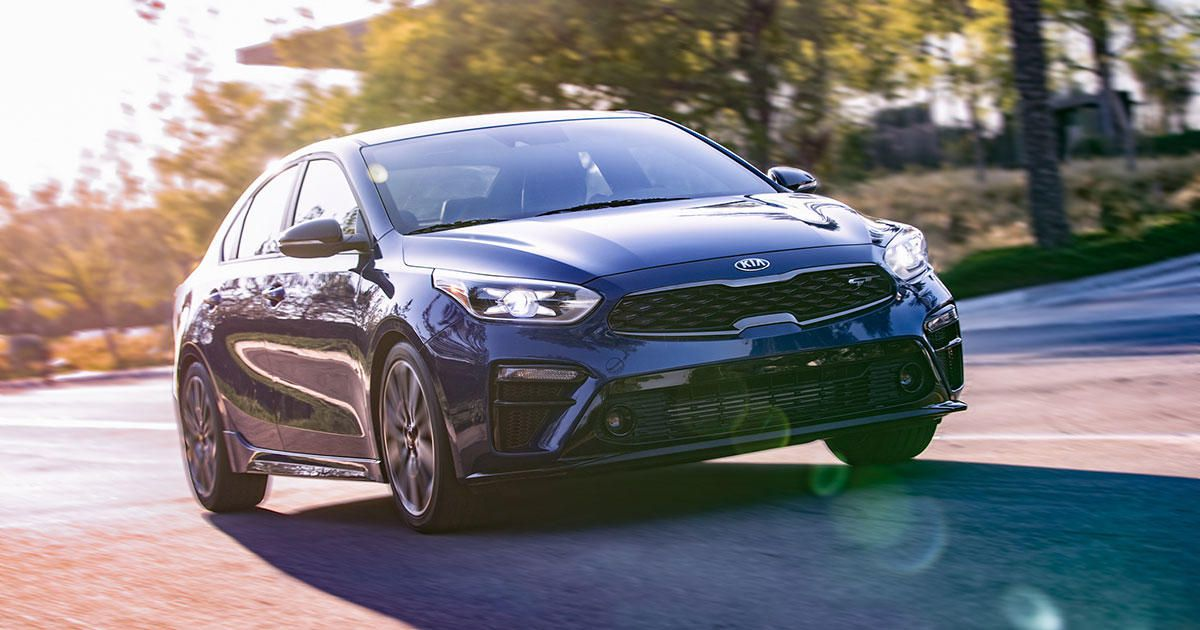 Kia Forte to go electric in China, report says
