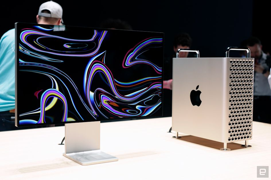 Read more about the article Apple finally offers a reasonably priced graphics upgrade for the Mac Pro