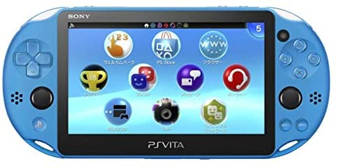 Read more about the article Sony Playstation Vita Wi-Fi 2000 Series with AC Adapter and Silicon Joystick Covers (Renewed) (Aqua Blue)