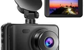 Dash Cam【2020 New Version】 1080P FHD DVR Car Dashboard Camera Recorder 3″ LCD Screen 170° Wide Angle, Super Night Vision, G-Sensor, WDR, Parking Monitor, Loop Recording, Motion Detection