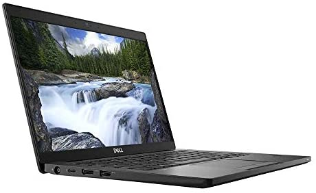 Dell Latitude 7390 Business Laptop, 13.3″ FHD Touchscreen PC, Built-in LTE, Core i5-8350U, 4-Core up to 3.60 GHz, 8GB RAM, 256GB SSD, Backlit, USB-C/DP, HDMI, MicroSD, Win 10 Pro (Renewed)