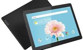 Lenovo Good Tab M10 HD 10.1″ Android Pill 16GB with Alexa Enabled Charging Dock Included, Android Pie, ZA510007US, Slate Black
