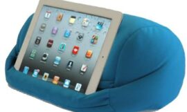 Renegade Concepts: Lap PRO – Stand/Caddy Universal Beanbag Lap Stand Tablet Accessory for iPad 1, iPad 2, iPad 3, iPad 4, Acer,