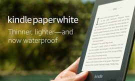 Licensed Refurbished Kindle Paperwhite – Now Waterproof with 2x the Storage – Contains Particular Provides