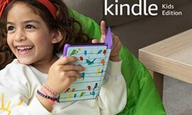 All-new Kindle Kids Edition – Includes access to thousands of books – Space Station Cover