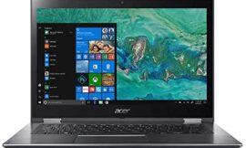 Acer Spin 3 2-in-1 Laptop: Intel Core i3-8130U, 128GB SSD, 4GB RAM, 14″ Full HD Touch Display, Windows 10 S