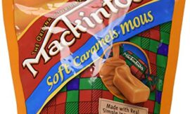 Nestle Mackintosh Soft Caramel Candy 215g from Canada