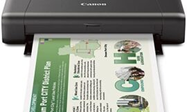 Canon Pixma iP110 Wi-fi Cell Printer With Airprint And Cloud Suitable