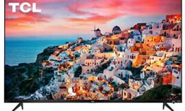 TCL 65″ Class 5-Series 4K UHD Dolby VISION HDR Roku Smart TV – 65S525