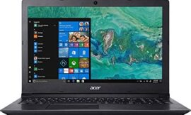 Acer Aspire 3 15.6″ LED HD Laptop AMD Ryzen 3 2200U Radeon Vega 3 Graphics 1TB Hard Drive 8GB DDR4 Memory 802.11ac WiFi USB 3.0 Webcam SD Card Reader HDMI Ethernet Windows 10 Home