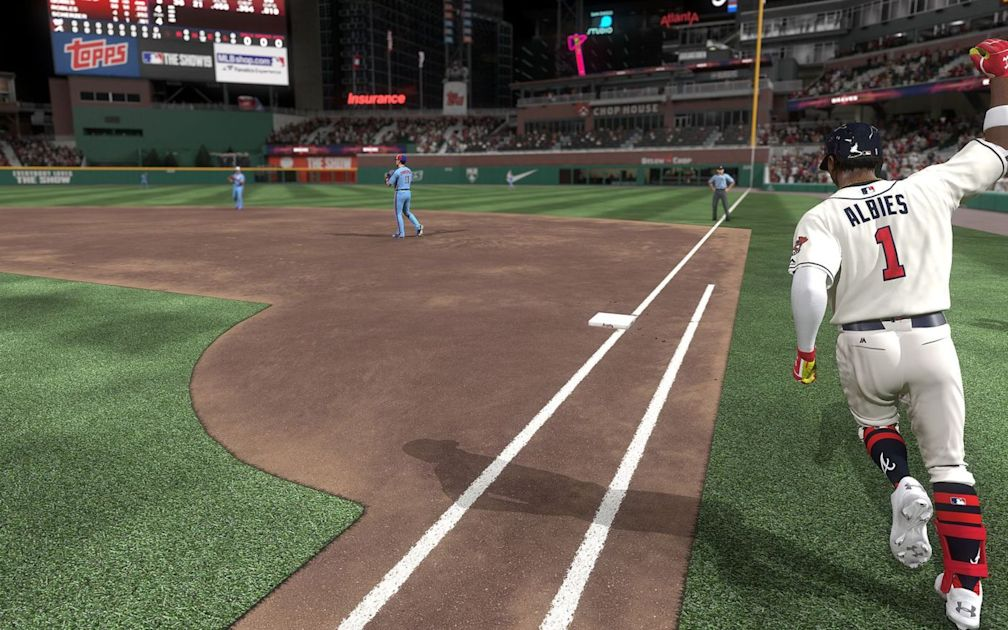 Pro baseball players will compete in an online 'MLB The Show' league