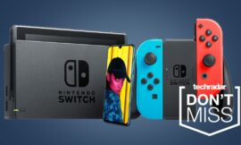 Get the mostly sold out Nintendo Switch with this £23/pm Huawei P Smart deal