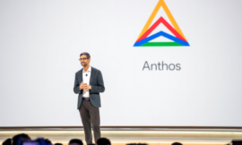 Google Cloud's fully-managed Anthos is now generally available for AWS – TechCrunch