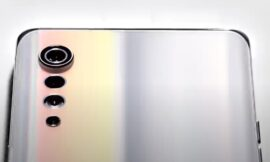 LG Teases Upcoming 5G Velvet Phone With Unusual 'Raindrop' Camera Layout