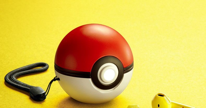 Razer's Pikachu earbuds come in a pokéball case for all your charging needs