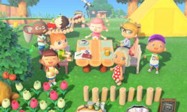 Be like Elijah Wooden if you play Animal Crossing: New Horizons on-line