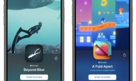 Apple Arcade Gets Two New Games: 'Beyond Blue' and 'A Fold Apart'