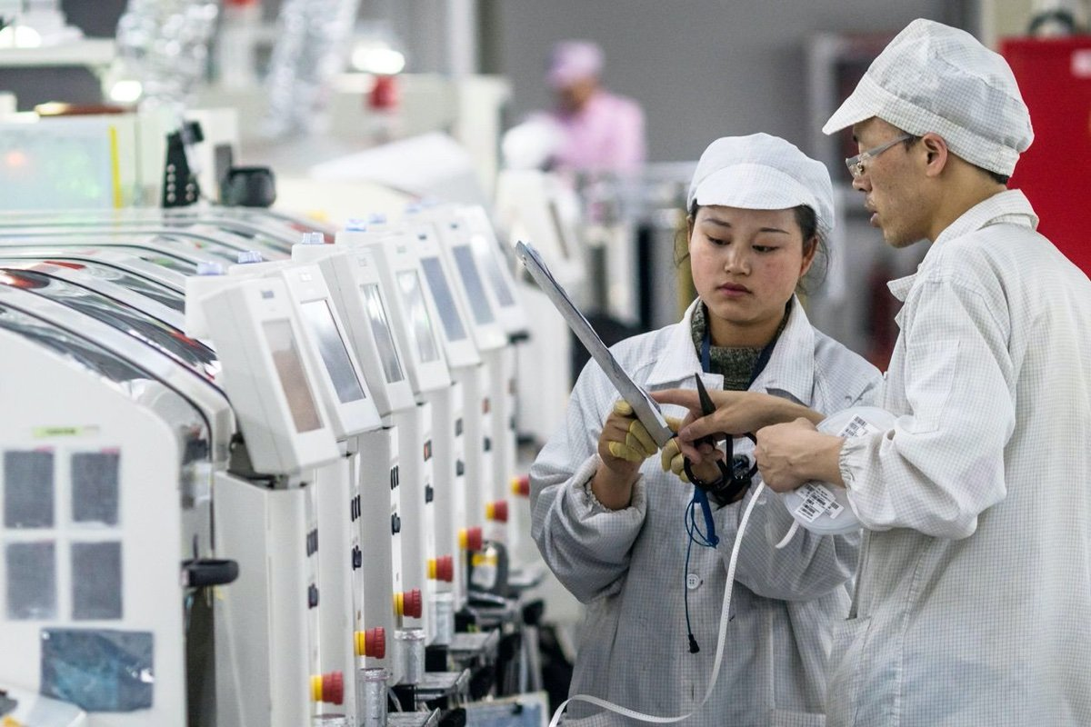 Apple Supplier Factories Reducing Staff and Cutting Overtime Due to Falling Demand