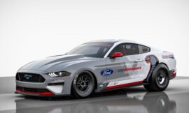 Ford goes drag racing with 1,400 HP electric Mustang Cobra Jet – TechCrunch
