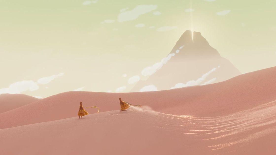 After a year on the Epic Store, 'Journey' is heading to Steam