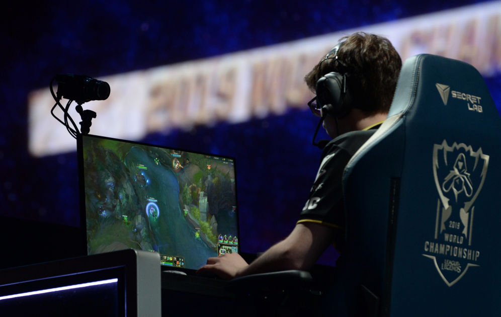 ESPN will broadcast and stream 'League of Legends' spring playoffs