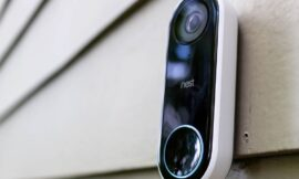 Save on Google Nest's Hey video doorbell and the 15-inch MacBook Professional