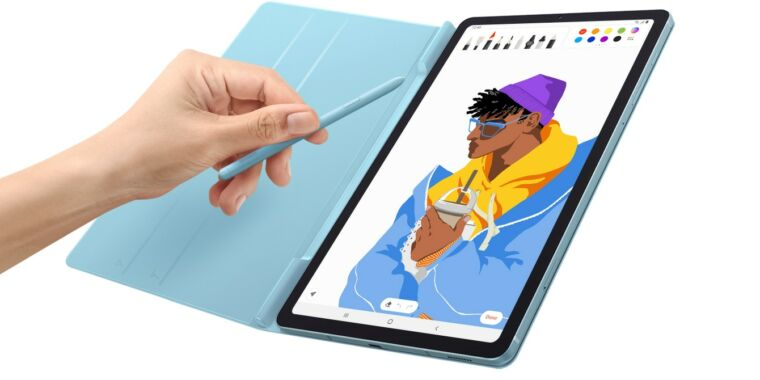 Samsung's Galaxy Tab S6 Lite is keeping the Android tablet dream alive