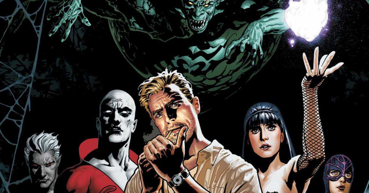 J.J. Abrams is producing a Justice League Dark series for HBO Max