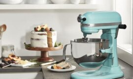 Bake better bread with a KitchenAid stand mixer at the lowest price we've seen in 2020