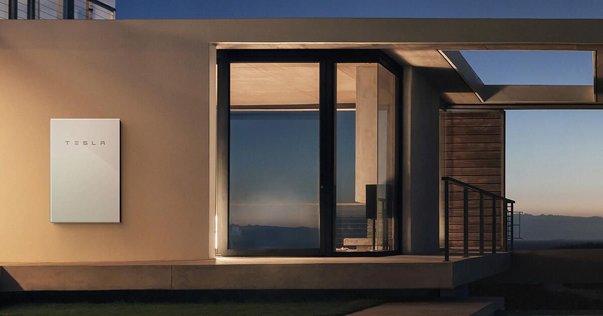Tesla Powerwall update makes it smarter during a power outage