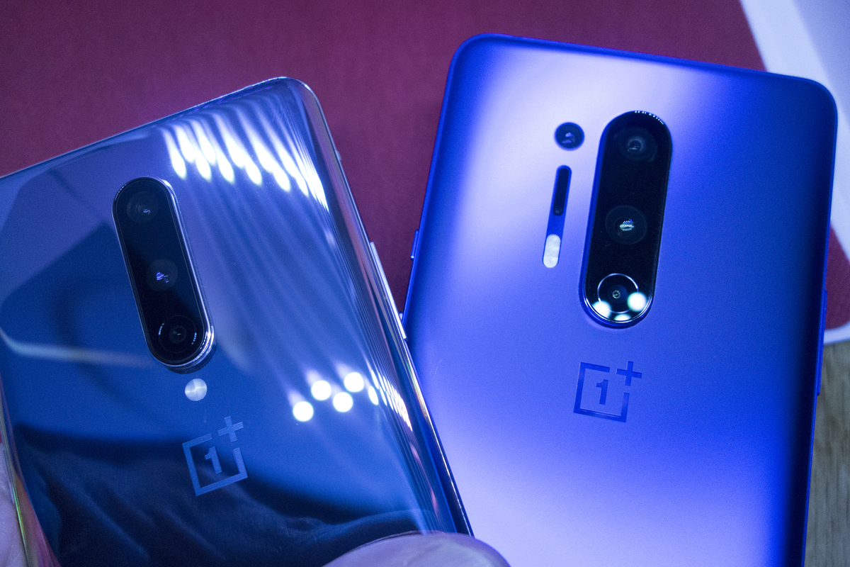 Read more about the article OnePlus 8 and OnePlus 8 Pro test drive: Big, beautiful, and brimming with confidence