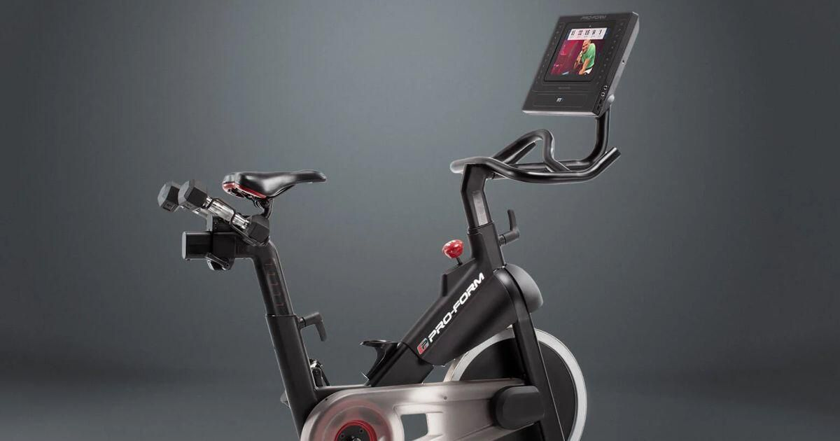 Get a Peloton-like indoor studio bike free with your monthly iFit membership