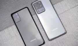 Samsung Galaxy S20 Ultra phones are reportedly cracking around the camera