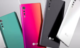 LG Velvet phone's 'raindrop' camera array teased in trailer