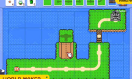 """Finally, you can build an entire """"game"""" out of Super Mario Maker 2 levels"""