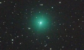 Comet Atlas is now in an all-out death dive towards the sun