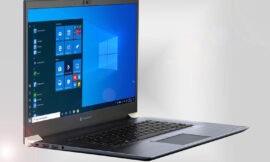 Dynabook unveils new Windows 10 Secured-Core 'Thin and Light' Portégé laptops