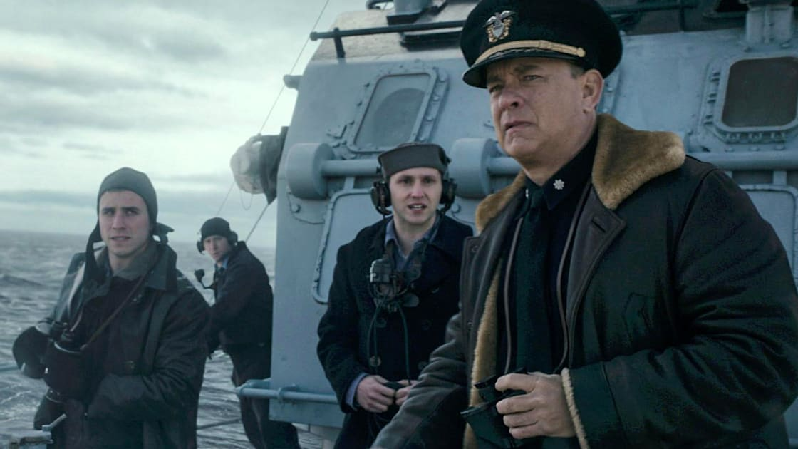 Read more about the article Tom Hanks WWII movie 'Greyhound' will premiere on Apple TV+