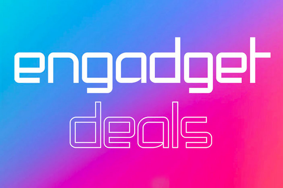 Introducing @EngadgetDeals: all the tech deals worth your money