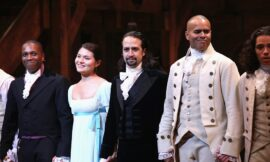 'Hamilton' is coming to Disney+ on July 3rd, a year earlier than expected