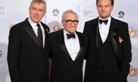 Apple will reportedly team up with Martin Scorsese on a $180 million movie