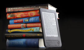 How long did it take Amazon to begin selling more ebooks than physical copies once Kindle launched? Trivia