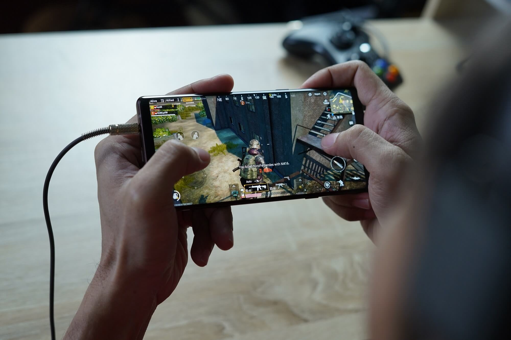 AMD and Samsung's RDNA-based mobile GPU hammers the Galaxy S20